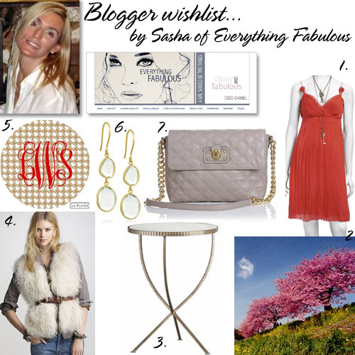 Everything Fabulous wishlist