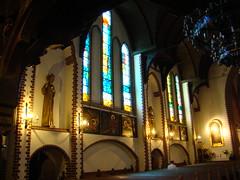 Sopot Iglesia de San Jorge Polonia 13 (Rafael Gomez - http://micamara.es) Tags: de san iglesia poland polska viajes jorge polonia sopot