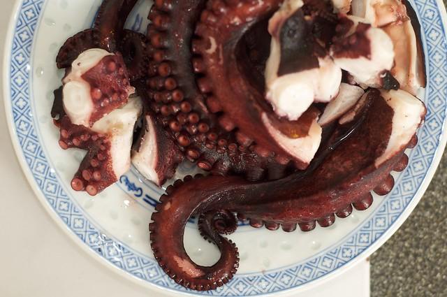 Octopus, broken down