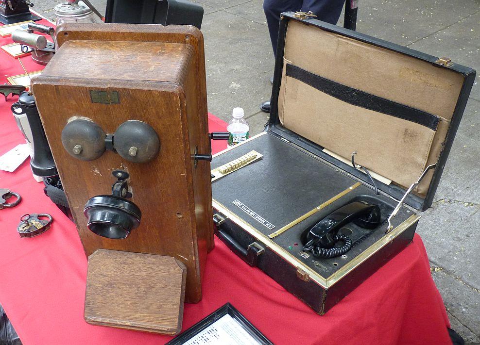 Bygone Telephones