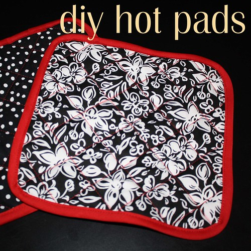 05 - hot pads