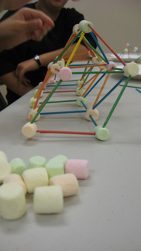geometry of marshmallows
