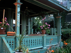 Front Porch at 206 Prospect Terrace (pdx3525) Tags: prospectpark iowa porch davenport 2010 quadcities davenportiowa 206prospectterrace scottcountyiowa
