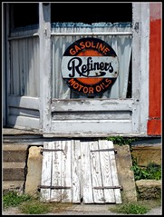 Ohio ~ Morristown (e r j k . a m e r j k a) Tags: ohio abandoned closed village belmont historic storefront oil generalstore morristown eastern us40 nationalroad refiners upperohiovalley erjkprunczyk 170oh