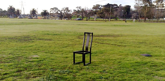 Chair, Footscray Park