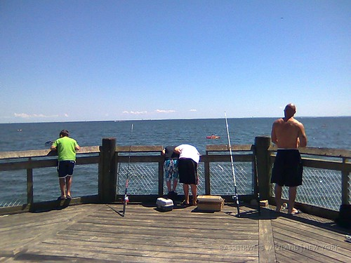 Fishing in Milford (CT) -09