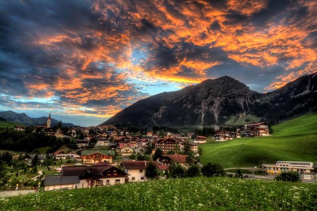 Berwang, Austria
