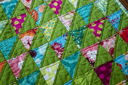 DQS9 Triangle Quilt