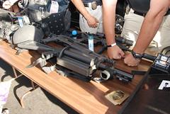 EL CAJON POLICE DEPARTMENT - SWAT WEAPONS & EQUIPMENT (Navymailman) Tags: show california cruise classic car el special law enforcement tactics swat weapons cajon