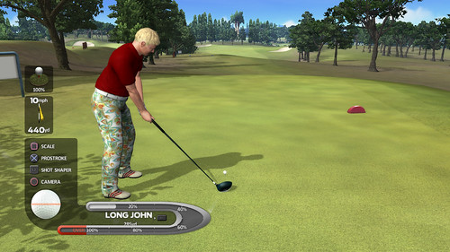PlayStation Move: John Daly's ProStroke Golf