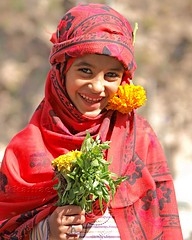 ...  wanna flowers....???? (Khalid Alkainaey  ) Tags: life travel flowers people tourism beauty face photography image muslim islam picture middleeast hijab arab yemen   yemeni yaman       ymen jemen  arabiafelix     arabianpeninsula iemen          yemenphotos    republicofyemen    yemenpicture flowerofislam     lifeandpeople   yemeniamagazine  khalidalkainaeytaiz sabirmountain    traditionalcostumeofyemen yemenimages  inyemen