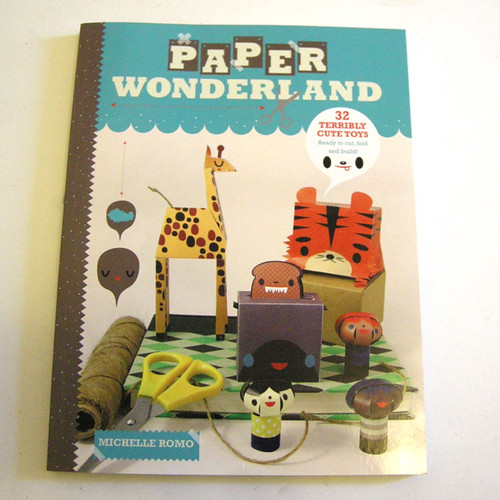 Book_PaperWonderland, Book Cover Design