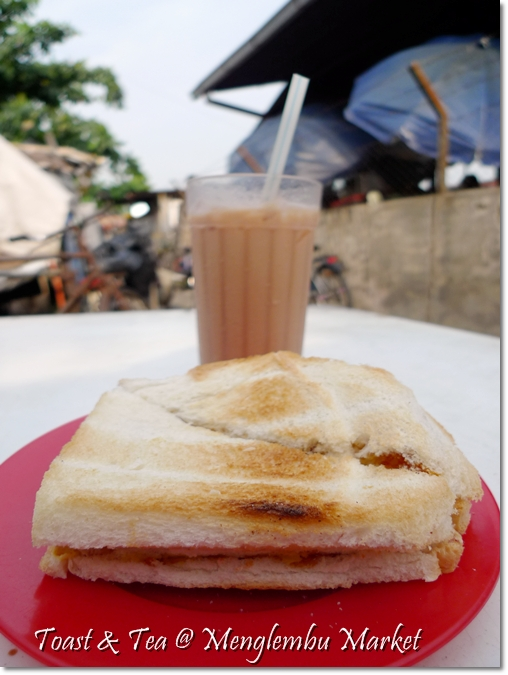 Kaya Toast & Tea