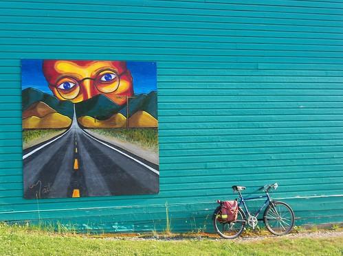 Bike and Road