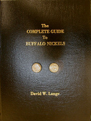 Lange Buffalo Nickel Book Cover
