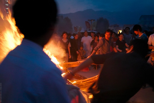 Dali Fire Festival, second batch
