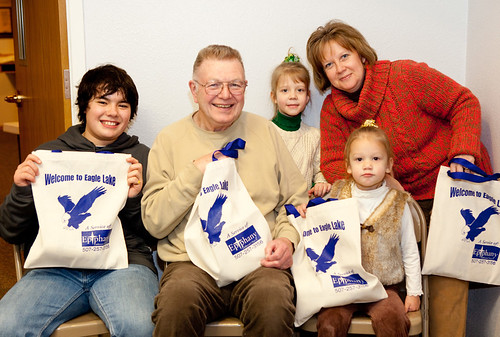 Evangelism is in the Bag at Epiphany Lutheran