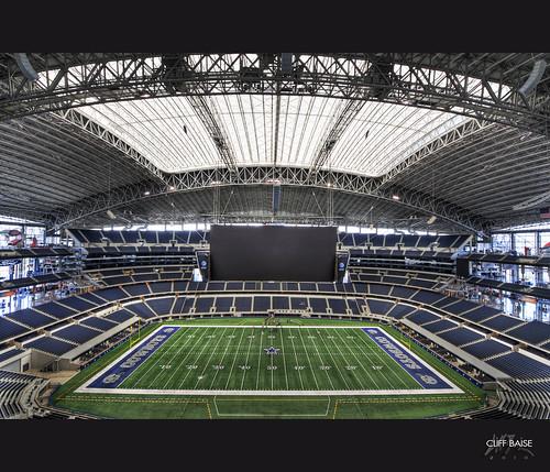 Cowboys Stadium 2010