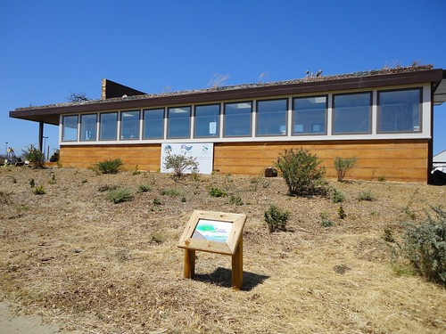 Eco Center, Heron's Park, San Francisco