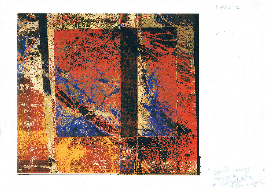 'Found Image ' Dye Sublimation Print 1985