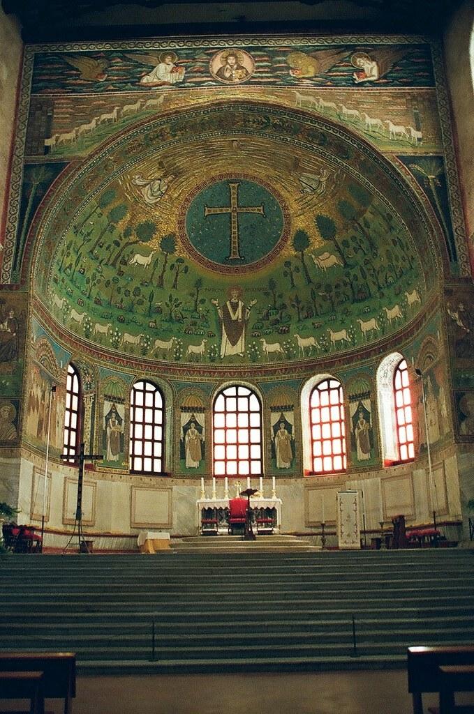 42640004 Presbytery and Apse, Basilica di Sant'Apollinare in Classe