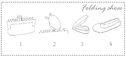Folding Shoes 1