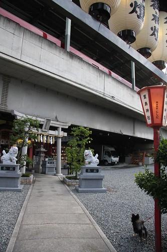 萱島神社,Kayashima Jinja