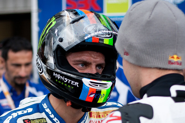 Crutchlow and Rea