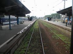 Warszawa Wschodnia (Timon91) Tags: station train poland railway warsaw warszawawschodnia trainamsterdammoscow