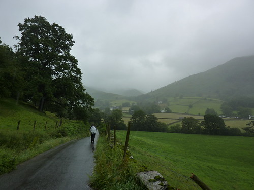Leaving Grasmere