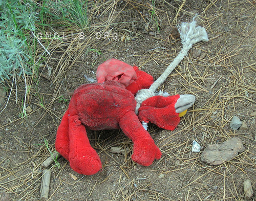 Trail Voodoo - Dead Tickle Me Elmo