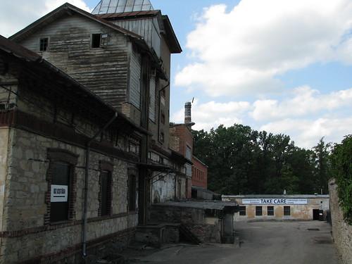 Cesis old brewery