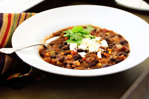 sweetpotatoblackbeanchili