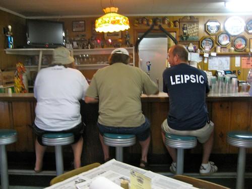 Leipsic Tavern Bar