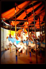 Carousel Horses (Bama4) Tags: california creative carousel newportbeach moment creativemoment paintedhorses