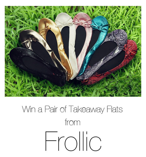 Frollic-Giveaway