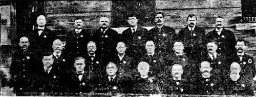 Joplin Police Department 1907