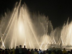 The Dubai Fountain @ Downtown Dubai : STYLE : SENSE : PRIDE : UAE : A Video Performance = Enjoy! :)