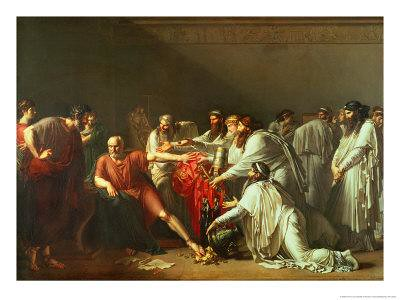 Hippocrates Refusing the Gifts of Artaxerxes
