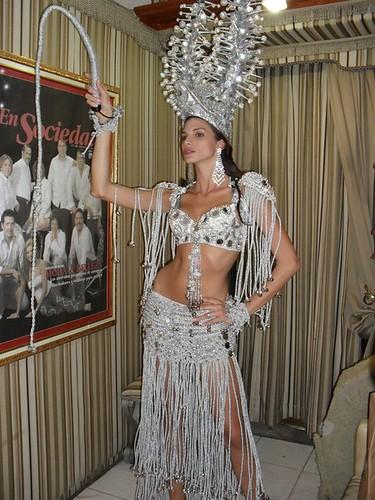 traje tipico de eva arias miss republica dominicana 2010 -2