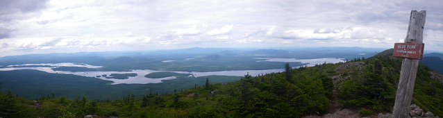 West Peak Summit Panorama