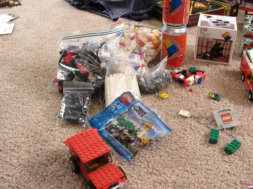 Bulk Lego (sets and bricks)
