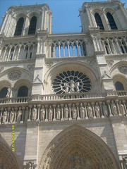 Notre Dame Cathedral: Paris, France (`Jenna`) Tags: paris france cathedral notre dame peopletopeople