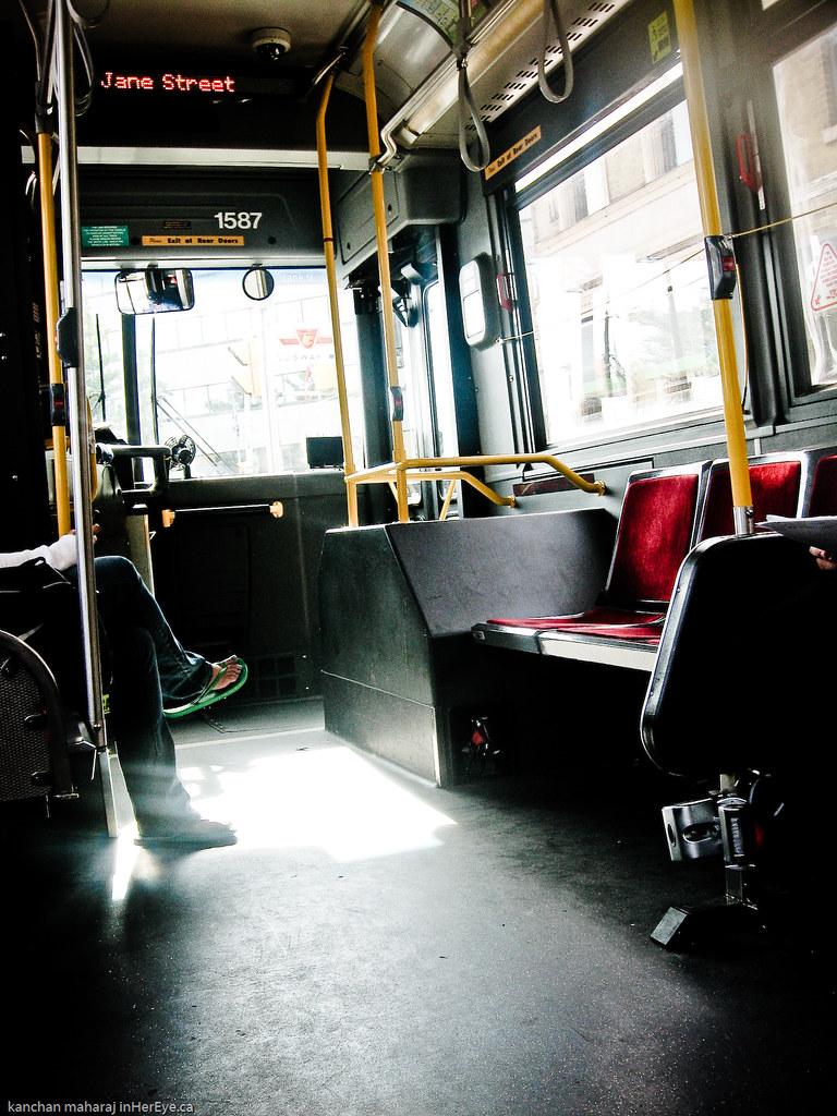 Bus Ridin'