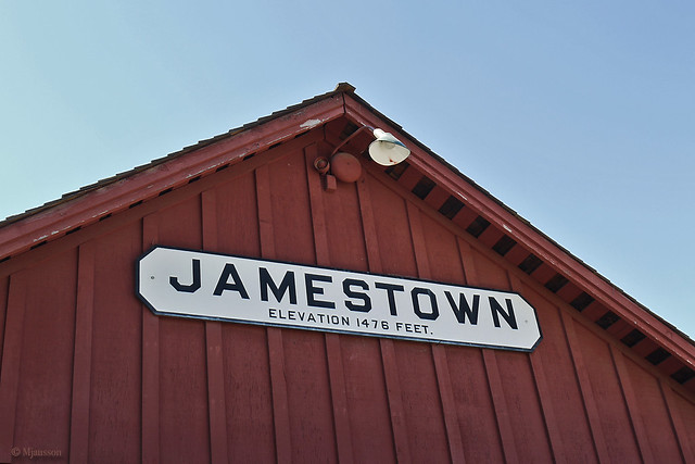 Jamestown Railway Station