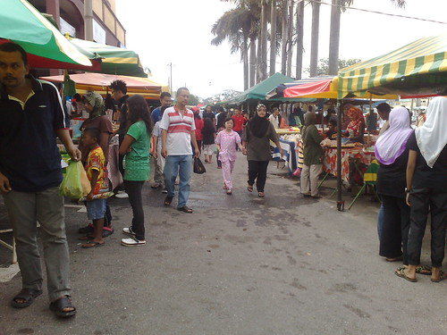 Pasar Ramadhan Gurun, Kedah.