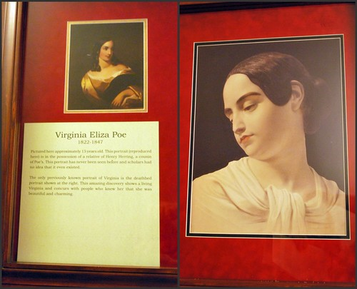 Virginia Eliza Poe Display