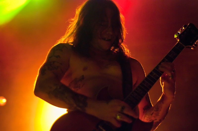High on Fire @ Missing Link Festival 5/9/10