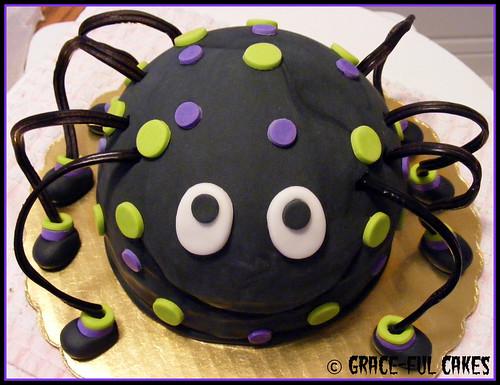 Spider Cake 1-2