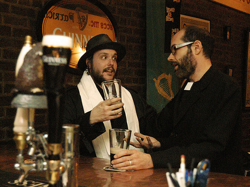 Le prêtre devenu rabbin
